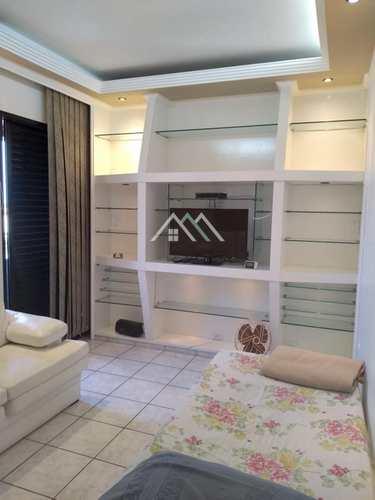 Apartamento, código 2 em Praia Grande, bairro Mirim