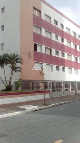 Apartamento, código 8 em Praia Grande, bairro Mirim