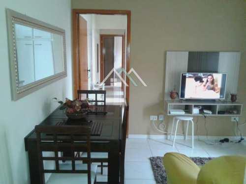 Apartamento, código 524 em Praia Grande, bairro Guilhermina