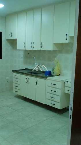 Apartamento, código 16 em Praia Grande, bairro Ocian