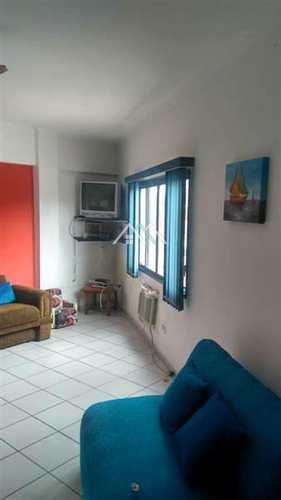 Apartamento, código 225 em Praia Grande, bairro Ocian