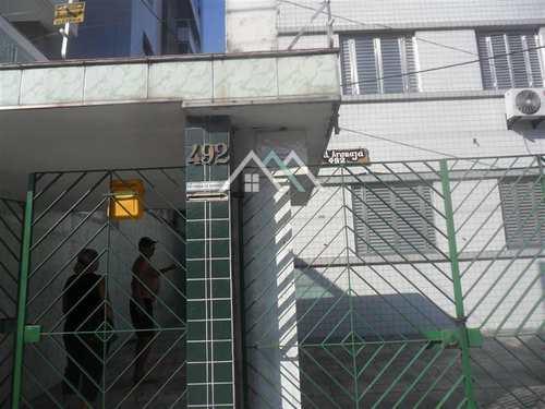 Apartamento, código 518 em Praia Grande, bairro Boqueirão