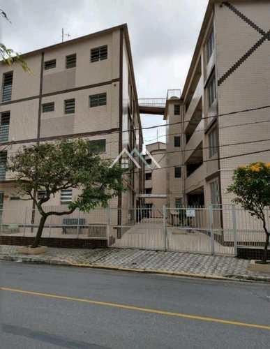 Apartamento, código 474 em Praia Grande, bairro Boqueirão