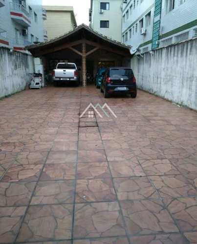 Casa, código 484 em Praia Grande, bairro Boqueirão