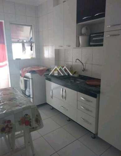 Apartamento, código 488 em Praia Grande, bairro Canto do Forte