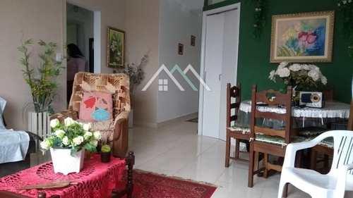 Apartamento, código 493 em Praia Grande, bairro Caiçara