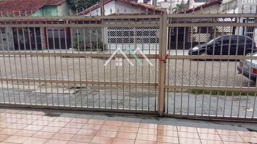Apartamento, código 497 em Praia Grande, bairro Guilhermina