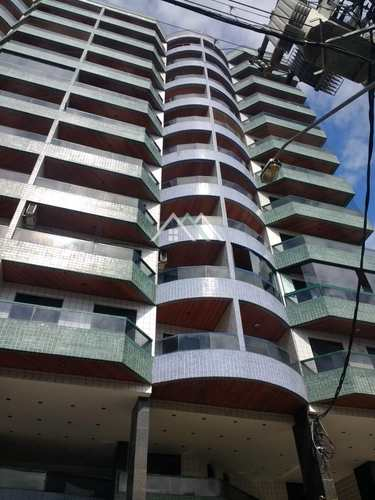 Apartamento, código 533 em Praia Grande, bairro Ocian