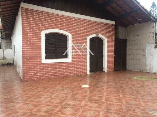 Casa, código 537 em Praia Grande, bairro Mirim