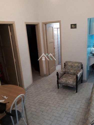Apartamento, código 540 em Praia Grande, bairro Ocian