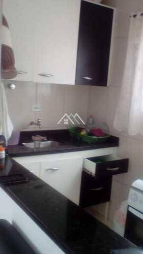 Apartamento, código 552 em Praia Grande, bairro Ocian