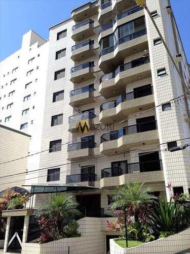 Apartamento, código 200 em Praia Grande, bairro Aviação