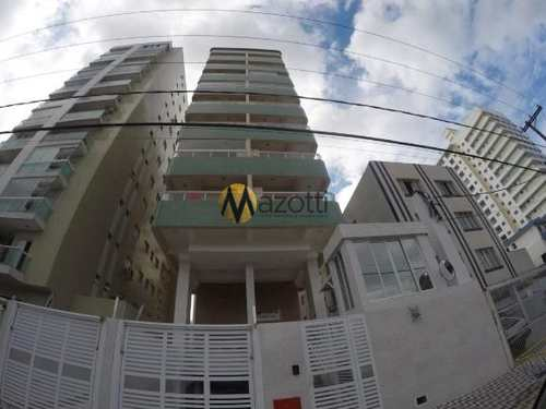 Apartamento, código 531 em Praia Grande, bairro Boqueirão