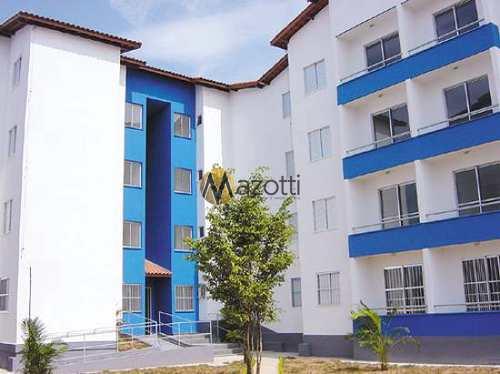Apartamento, código 727 em Praia Grande, bairro Antártica