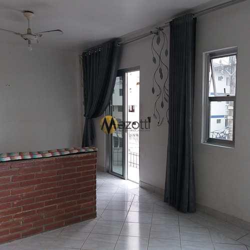 Apartamento, código 736 em Praia Grande, bairro Tupi