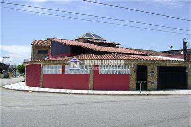 Casa, código 9811 em Praia Grande, bairro Mirim