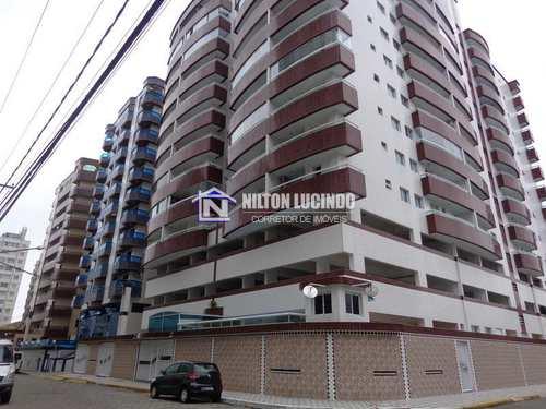 Apartamento, código 926 em Praia Grande, bairro Ocian