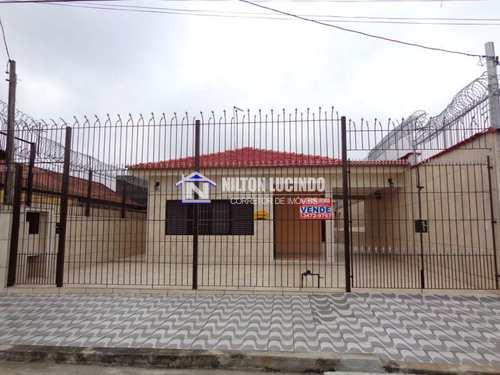 Casa, código 891 em Praia Grande, bairro Maracanã