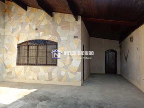Casa, código 870 em Praia Grande, bairro Caiçara