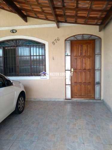 Casa, código 868 em Praia Grande, bairro Maracanã