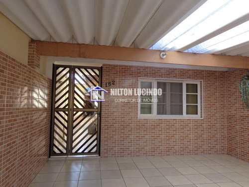 Casa, código 871 em Praia Grande, bairro Maracanã