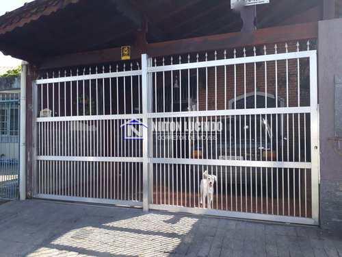 Casa, código 869 em Praia Grande, bairro Caiçara