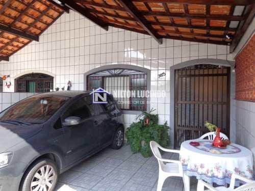 Casa, código 862 em Praia Grande, bairro Maracanã