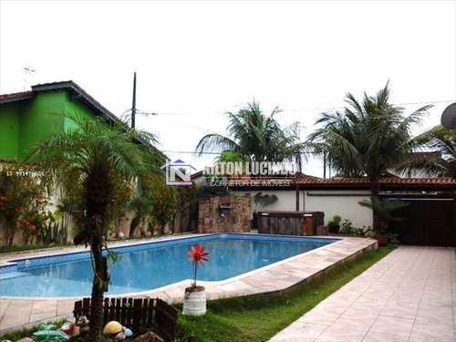 Casa, código 853 em Praia Grande, bairro Maracanã