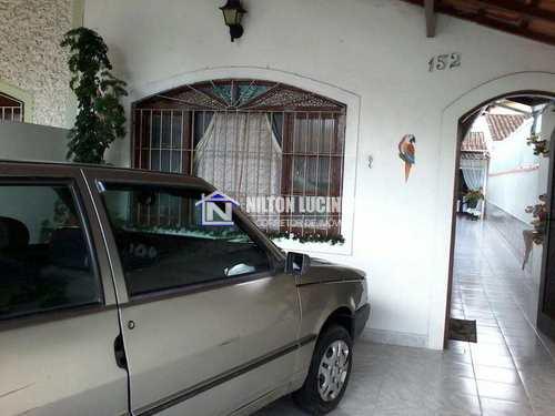 Casa, código 840 em Praia Grande, bairro Caiçara