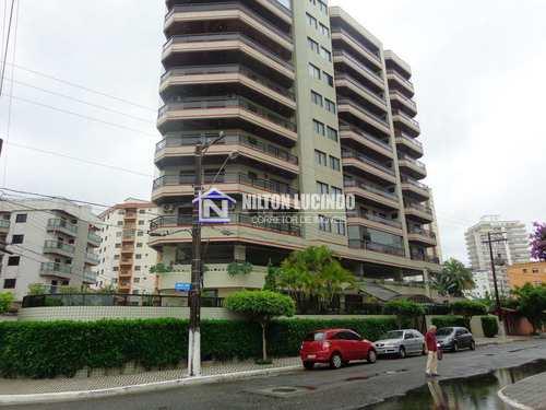 Apartamento, código 807 em Praia Grande, bairro Caiçara