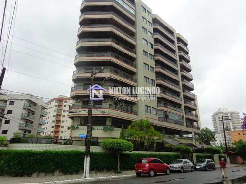 Apartamento, código 805 em Praia Grande, bairro Caiçara
