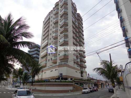 Apartamento, código 770 em Praia Grande, bairro Caiçara