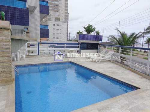 Apartamento, código 756 em Praia Grande, bairro Caiçara