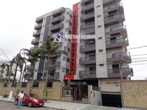Apartamento, código 740 em Praia Grande, bairro Caiçara