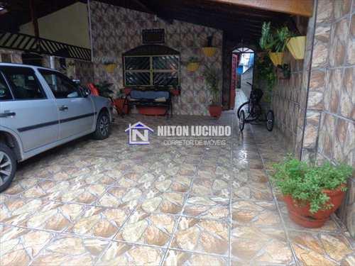 Casa, código 701 em Praia Grande, bairro Caiçara