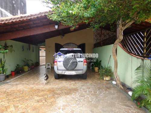 Casa, código 696 em Praia Grande, bairro Caiçara