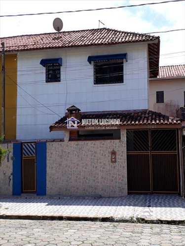 Sobrado, código 650 em Praia Grande, bairro Maracanã