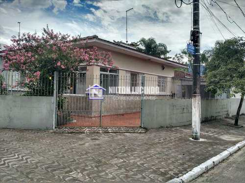 Casa, código 635 em Praia Grande, bairro Caiçara