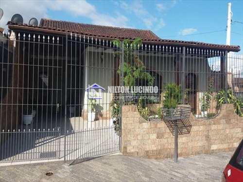 Casa, código 614 em Praia Grande, bairro Caiçara