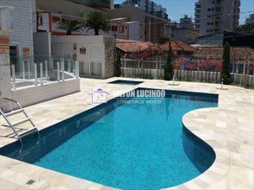 Apartamento, código 596 em Praia Grande, bairro Aviação