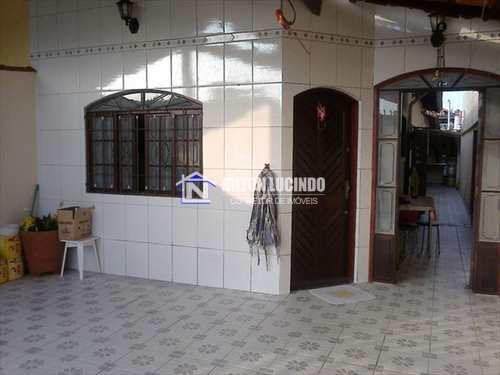 Casa, código 570 em Praia Grande, bairro Mirim