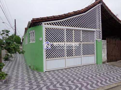 Casa, código 552 em Praia Grande, bairro Mirim