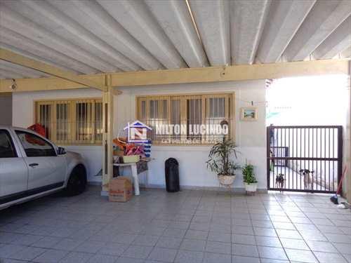 Casa, código 485 em Praia Grande, bairro Maracanã