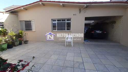 Casa, código 417 em Praia Grande, bairro Caiçara