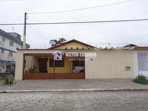 Casa, código 394 em Praia Grande, bairro Caiçara