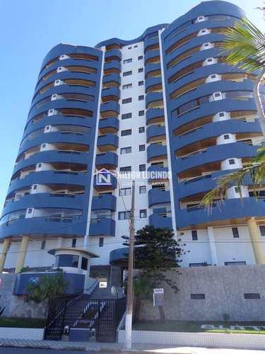 Apartamento, código 345 em Mongaguá, bairro Vila Vera Cruz