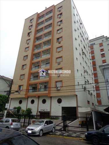 Apartamento, código 304 em Santos, bairro Ponta da Praia