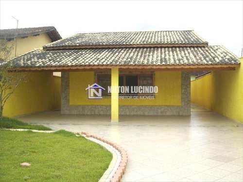 Casa, código 44 em Praia Grande, bairro Maracanã