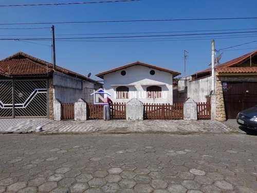 Casa, código 9982 em Praia Grande, bairro Maracanã