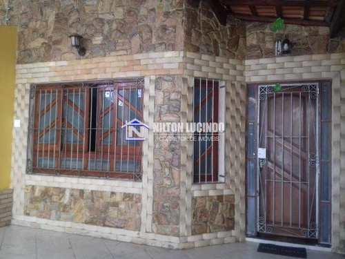 Casa, código 9985 em Praia Grande, bairro Ocian